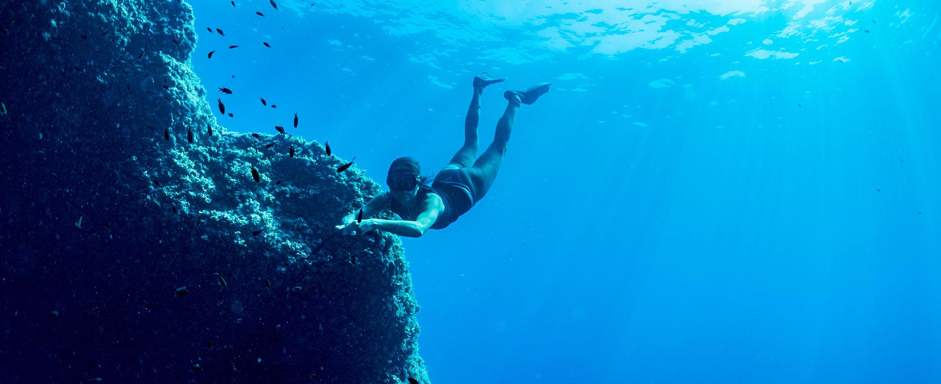snorkeling da sorrento napoli