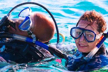 Sorrento Corso Sub PADI Scuba Diver