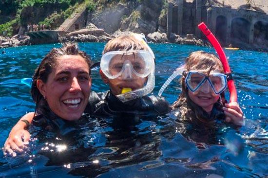 Tour a Sorrento immersione vervece
