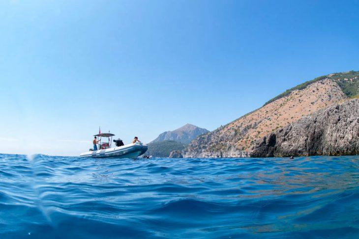 Punta Campanella Snorkeling da Sorrento